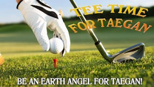 Tee Time for Taegan