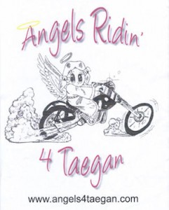 Angels Riding 4 Taegan Logo